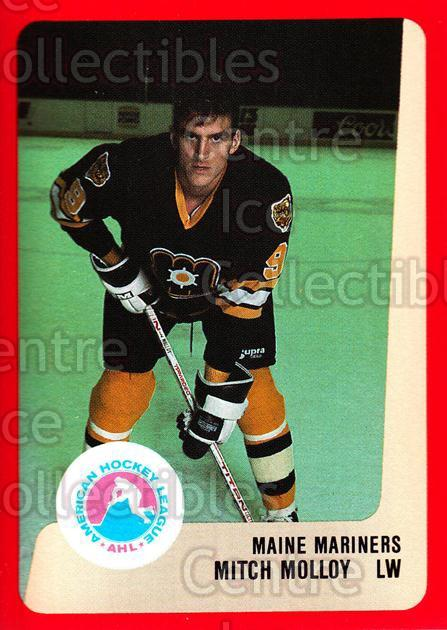 1988-89 ProCards AHL #151 Mitch Molloy<br/>13 In Stock - $2.00 each - <a href=https://centericecollectibles.foxycart.com/cart?name=1988-89%20ProCards%20AHL%20%23151%20Mitch%20Molloy...&price=$2.00&code=21189 class=foxycart> Buy it now! </a>