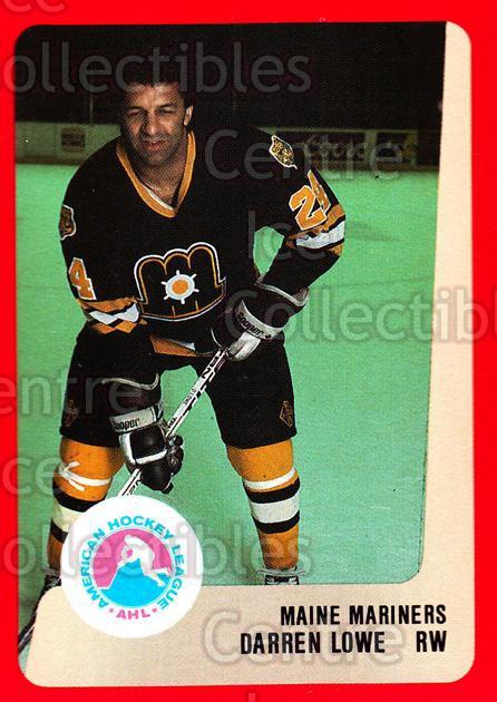 1988-89 ProCards AHL #152 Darren Lowe<br/>10 In Stock - $2.00 each - <a href=https://centericecollectibles.foxycart.com/cart?name=1988-89%20ProCards%20AHL%20%23152%20Darren%20Lowe...&price=$2.00&code=21190 class=foxycart> Buy it now! </a>