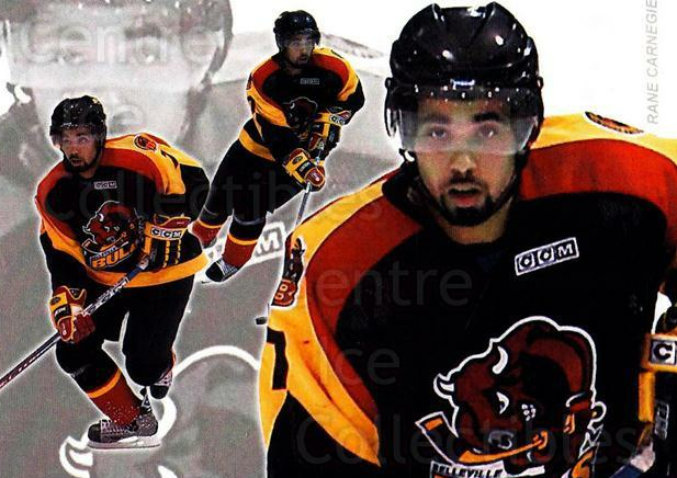 2003-04 Belleville Bulls #LE2 Rane Carnegie<br/>1 In Stock - $3.00 each - <a href=https://centericecollectibles.foxycart.com/cart?name=2003-04%20Belleville%20Bulls%20%23LE2%20Rane%20Carnegie...&price=$3.00&code=212402 class=foxycart> Buy it now! </a>