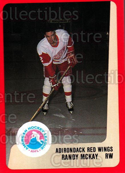 1988-89 ProCards AHL #20 Randy McKay<br/>9 In Stock - $2.00 each - <a href=https://centericecollectibles.foxycart.com/cart?name=1988-89%20ProCards%20AHL%20%2320%20Randy%20McKay...&quantity_max=9&price=$2.00&code=21240 class=foxycart> Buy it now! </a>