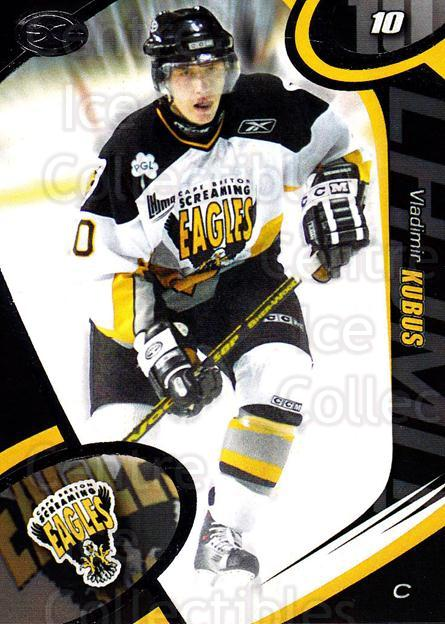 2004-05 Cape Breton Screaming Eagles #10 Vladimir Kubus<br/>1 In Stock - $3.00 each - <a href=https://centericecollectibles.foxycart.com/cart?name=2004-05%20Cape%20Breton%20Screaming%20Eagles%20%2310%20Vladimir%20Kubus...&price=$3.00&code=212511 class=foxycart> Buy it now! </a>