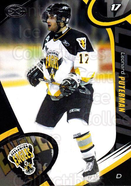 2004-05 Cape Breton Screaming Eagles #15 Leonard Puterman<br/>2 In Stock - $3.00 each - <a href=https://centericecollectibles.foxycart.com/cart?name=2004-05%20Cape%20Breton%20Screaming%20Eagles%20%2315%20Leonard%20Puterma...&price=$3.00&code=212516 class=foxycart> Buy it now! </a>