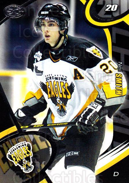 2004-05 Cape Breton Screaming Eagles #18 Neil Smith<br/>2 In Stock - $3.00 each - <a href=https://centericecollectibles.foxycart.com/cart?name=2004-05%20Cape%20Breton%20Screaming%20Eagles%20%2318%20Neil%20Smith...&price=$3.00&code=212519 class=foxycart> Buy it now! </a>