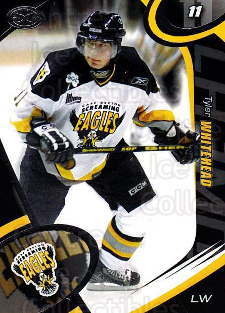 <a href=index.aspx?SetName=2004-05%20Cape%20Breton%20Screaming%20Eagles>2004-05 Cape Breton Screaming Eagles</a> #21 <a href=index.aspx?PlayerName=Tyler%20Whitehead> Tyler Whitehead</a><br/>1 in stock - $3.00 each - <a href=https://centericecollectibles.foxycart.com/cart?name=2004-05%20Cape%20Breton%20Screaming%20Eagles%20%2321%20Tyler%20Whitehead...&price=$3.00&code=212522 class=foxycart> Buy it now! </a>