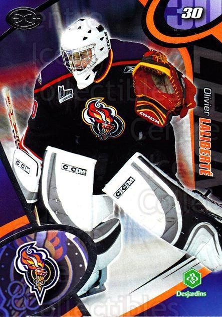 2004-05 Olympiques De Gatineau #5 Olivier Laliberte<br/>4 In Stock - $3.00 each - <a href=https://centericecollectibles.foxycart.com/cart?name=2004-05%20Olympiques%20De%20Gatineau%20%235%20Olivier%20Laliber...&quantity_max=4&price=$3.00&code=212553 class=foxycart> Buy it now! </a>