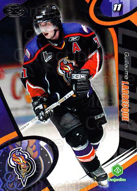 2004-05 Olympiques De Gatineau #18 Guillaume Labrecque<br/>4 In Stock - $3.00 each - <a href=https://centericecollectibles.foxycart.com/cart?name=2004-05%20Olympiques%20De%20Gatineau%20%2318%20Guillaume%20Labre...&quantity_max=4&price=$3.00&code=212566 class=foxycart> Buy it now! </a>