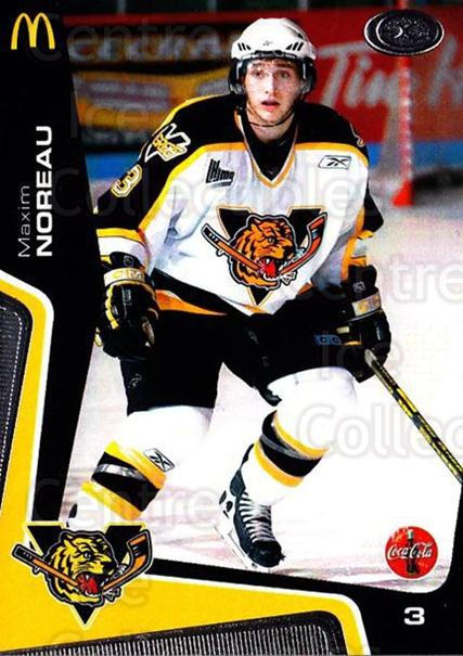 2005-06 Victoriaville Tigres #13 Maxim Noreau<br/>1 In Stock - $3.00 each - <a href=https://centericecollectibles.foxycart.com/cart?name=2005-06%20Victoriaville%20Tigres%20%2313%20Maxim%20Noreau...&quantity_max=1&price=$3.00&code=212664 class=foxycart> Buy it now! </a>