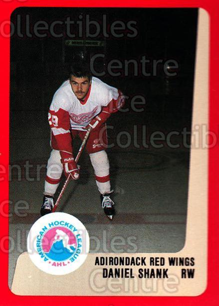 1988-89 ProCards AHL #23 Daniel Shank<br/>5 In Stock - $2.00 each - <a href=https://centericecollectibles.foxycart.com/cart?name=1988-89%20ProCards%20AHL%20%2323%20Daniel%20Shank...&quantity_max=5&price=$2.00&code=21272 class=foxycart> Buy it now! </a>