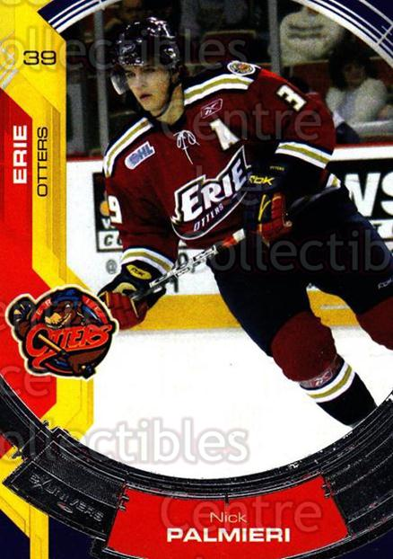 2006-07 Erie Otters #1 Nick Palmieri<br/>1 In Stock - $3.00 each - <a href=https://centericecollectibles.foxycart.com/cart?name=2006-07%20Erie%20Otters%20%231%20Nick%20Palmieri...&price=$3.00&code=212789 class=foxycart> Buy it now! </a>