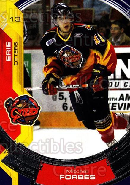 2006-07 Erie Otters #5 Mitchell Forbes<br/>4 In Stock - $3.00 each - <a href=https://centericecollectibles.foxycart.com/cart?name=2006-07%20Erie%20Otters%20%235%20Mitchell%20Forbes...&price=$3.00&code=212793 class=foxycart> Buy it now! </a>
