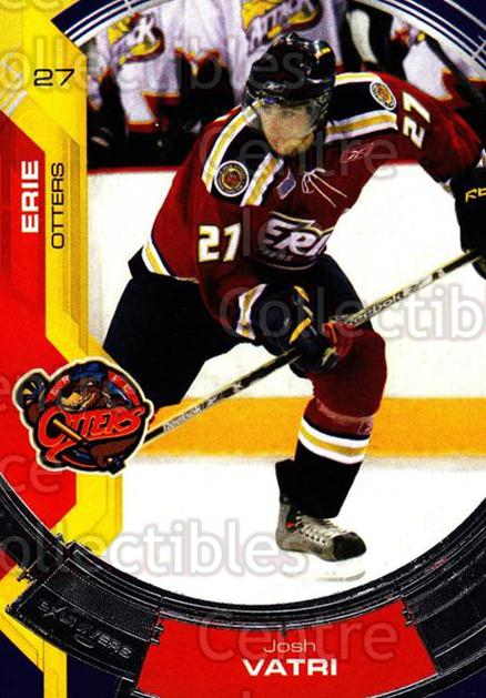 2006-07 Erie Otters #9 Josh Vatri<br/>2 In Stock - $3.00 each - <a href=https://centericecollectibles.foxycart.com/cart?name=2006-07%20Erie%20Otters%20%239%20Josh%20Vatri...&price=$3.00&code=212797 class=foxycart> Buy it now! </a>