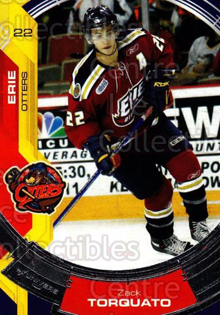 2006-07 Erie Otters #13 Zack Torquato<br/>3 In Stock - $3.00 each - <a href=https://centericecollectibles.foxycart.com/cart?name=2006-07%20Erie%20Otters%20%2313%20Zack%20Torquato...&price=$3.00&code=212801 class=foxycart> Buy it now! </a>