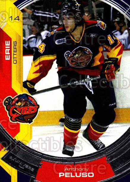 2006-07 Erie Otters #18 Anthony Peluso<br/>3 In Stock - $3.00 each - <a href=https://centericecollectibles.foxycart.com/cart?name=2006-07%20Erie%20Otters%20%2318%20Anthony%20Peluso...&price=$3.00&code=212806 class=foxycart> Buy it now! </a>