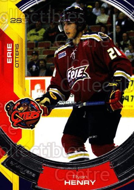 2006-07 Erie Otters #21 Ryan Henry<br/>4 In Stock - $3.00 each - <a href=https://centericecollectibles.foxycart.com/cart?name=2006-07%20Erie%20Otters%20%2321%20Ryan%20Henry...&price=$3.00&code=212809 class=foxycart> Buy it now! </a>