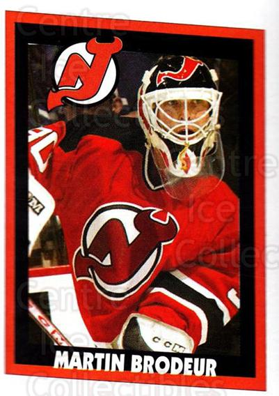 2005-06 Panini Stickers #79 Martin Brodeur<br/>2 In Stock - $3.00 each - <a href=https://centericecollectibles.foxycart.com/cart?name=2005-06%20Panini%20Stickers%20%2379%20Martin%20Brodeur...&quantity_max=2&price=$3.00&code=212901 class=foxycart> Buy it now! </a>