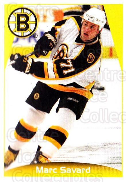 2006-07 Panini Stickers #20 Marc Savard<br/>2 In Stock - $1.00 each - <a href=https://centericecollectibles.foxycart.com/cart?name=2006-07%20Panini%20Stickers%20%2320%20Marc%20Savard...&quantity_max=2&price=$1.00&code=212925 class=foxycart> Buy it now! </a>