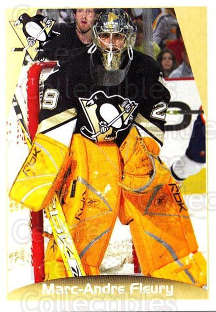 2006-07 Panini Stickers #138 Marc-Andre Fleury<br/>1 In Stock - $2.00 each - <a href=https://centericecollectibles.foxycart.com/cart?name=2006-07%20Panini%20Stickers%20%23138%20Marc-Andre%20Fleu...&quantity_max=1&price=$2.00&code=212989 class=foxycart> Buy it now! </a>