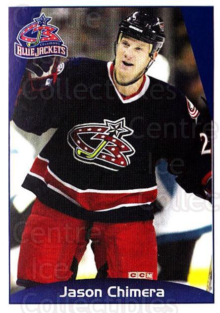 2006-07 Panini Stickers #240 Jason Chimera<br/>2 In Stock - $1.00 each - <a href=https://centericecollectibles.foxycart.com/cart?name=2006-07%20Panini%20Stickers%20%23240%20Jason%20Chimera...&quantity_max=2&price=$1.00&code=213023 class=foxycart> Buy it now! </a>