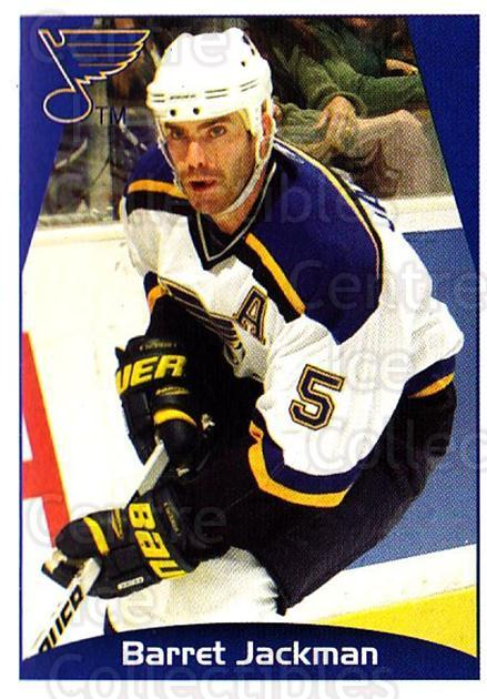 2006-07 Panini Stickers #344 Barret Jackman<br/>2 In Stock - $1.00 each - <a href=https://centericecollectibles.foxycart.com/cart?name=2006-07%20Panini%20Stickers%20%23344%20Barret%20Jackman...&quantity_max=2&price=$1.00&code=213066 class=foxycart> Buy it now! </a>