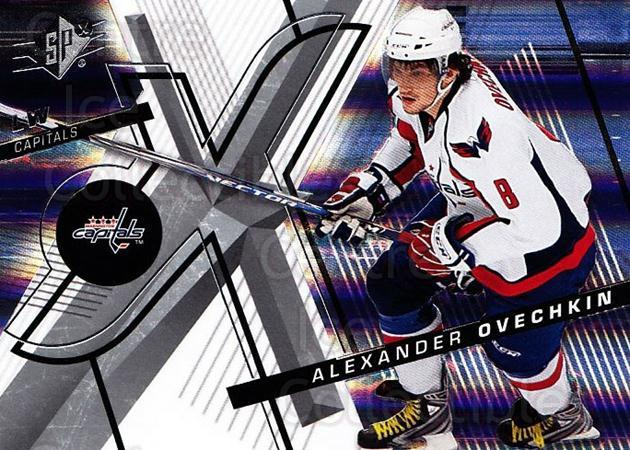 2008-09 Spx #2 Alexander Ovechkin<br/>3 In Stock - $3.00 each - <a href=https://centericecollectibles.foxycart.com/cart?name=2008-09%20Spx%20%232%20Alexander%20Ovech...&quantity_max=3&price=$3.00&code=213239 class=foxycart> Buy it now! </a>