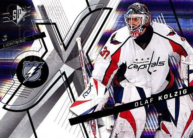 2008-09 Spx #10 Olaf Kolzig<br/>3 In Stock - $1.00 each - <a href=https://centericecollectibles.foxycart.com/cart?name=2008-09%20Spx%20%2310%20Olaf%20Kolzig...&quantity_max=3&price=$1.00&code=213247 class=foxycart> Buy it now! </a>