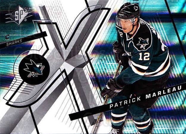 2008-09 Spx #15 Patrick Marleau<br/>5 In Stock - $1.00 each - <a href=https://centericecollectibles.foxycart.com/cart?name=2008-09%20Spx%20%2315%20Patrick%20Marleau...&quantity_max=5&price=$1.00&code=213252 class=foxycart> Buy it now! </a>