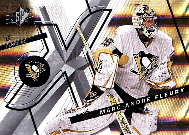 2008-09 Spx #19 Marc-Andre Fleury<br/>3 In Stock - $2.00 each - <a href=https://centericecollectibles.foxycart.com/cart?name=2008-09%20Spx%20%2319%20Marc-Andre%20Fleu...&quantity_max=3&price=$2.00&code=213256 class=foxycart> Buy it now! </a>