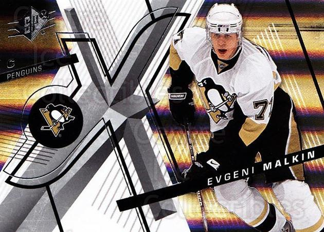 2008-09 Spx #20 Evgeni Malkin<br/>3 In Stock - $2.00 each - <a href=https://centericecollectibles.foxycart.com/cart?name=2008-09%20Spx%20%2320%20Evgeni%20Malkin...&quantity_max=3&price=$2.00&code=213257 class=foxycart> Buy it now! </a>
