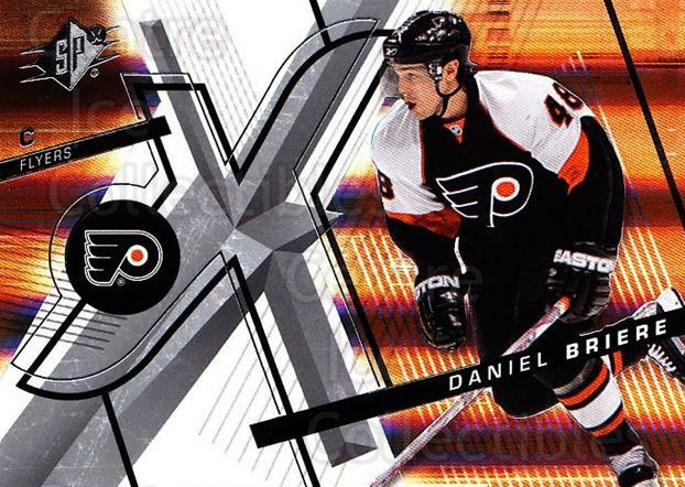 2008-09 Spx #28 Daniel Briere<br/>3 In Stock - $1.00 each - <a href=https://centericecollectibles.foxycart.com/cart?name=2008-09%20Spx%20%2328%20Daniel%20Briere...&quantity_max=3&price=$1.00&code=213265 class=foxycart> Buy it now! </a>