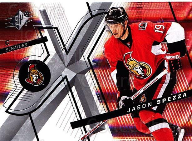 2008-09 Spx #29 Jason Spezza<br/>5 In Stock - $1.00 each - <a href=https://centericecollectibles.foxycart.com/cart?name=2008-09%20Spx%20%2329%20Jason%20Spezza...&quantity_max=5&price=$1.00&code=213266 class=foxycart> Buy it now! </a>
