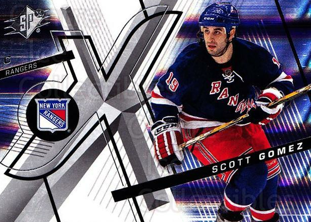 2008-09 Spx #33 Scott Gomez<br/>5 In Stock - $1.00 each - <a href=https://centericecollectibles.foxycart.com/cart?name=2008-09%20Spx%20%2333%20Scott%20Gomez...&quantity_max=5&price=$1.00&code=213270 class=foxycart> Buy it now! </a>