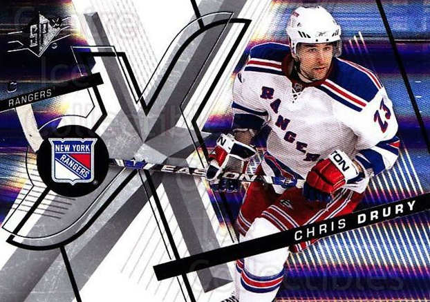 2008-09 Spx #36 Chris Drury<br/>5 In Stock - $1.00 each - <a href=https://centericecollectibles.foxycart.com/cart?name=2008-09%20Spx%20%2336%20Chris%20Drury...&quantity_max=5&price=$1.00&code=213273 class=foxycart> Buy it now! </a>