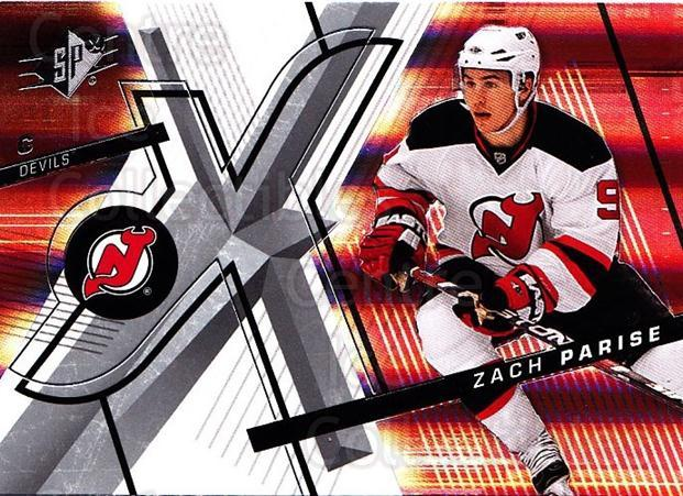 2008-09 Spx #42 Zach Parise<br/>3 In Stock - $1.00 each - <a href=https://centericecollectibles.foxycart.com/cart?name=2008-09%20Spx%20%2342%20Zach%20Parise...&quantity_max=3&price=$1.00&code=213279 class=foxycart> Buy it now! </a>
