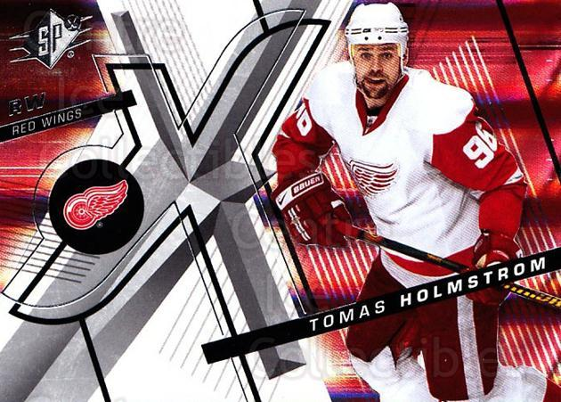 2008-09 Spx #59 Tomas Holmstrom<br/>5 In Stock - $1.00 each - <a href=https://centericecollectibles.foxycart.com/cart?name=2008-09%20Spx%20%2359%20Tomas%20Holmstrom...&quantity_max=5&price=$1.00&code=213296 class=foxycart> Buy it now! </a>