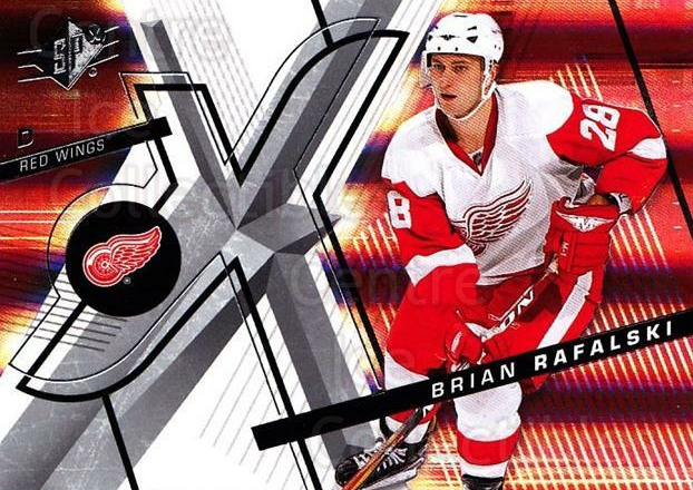 2008-09 Spx #60 Brian Rafalski<br/>3 In Stock - $1.00 each - <a href=https://centericecollectibles.foxycart.com/cart?name=2008-09%20Spx%20%2360%20Brian%20Rafalski...&quantity_max=3&price=$1.00&code=213297 class=foxycart> Buy it now! </a>