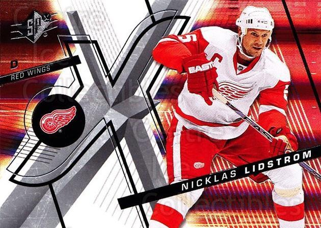 2008-09 Spx #62 Nicklas Lidstrom<br/>5 In Stock - $2.00 each - <a href=https://centericecollectibles.foxycart.com/cart?name=2008-09%20Spx%20%2362%20Nicklas%20Lidstro...&quantity_max=5&price=$2.00&code=213299 class=foxycart> Buy it now! </a>