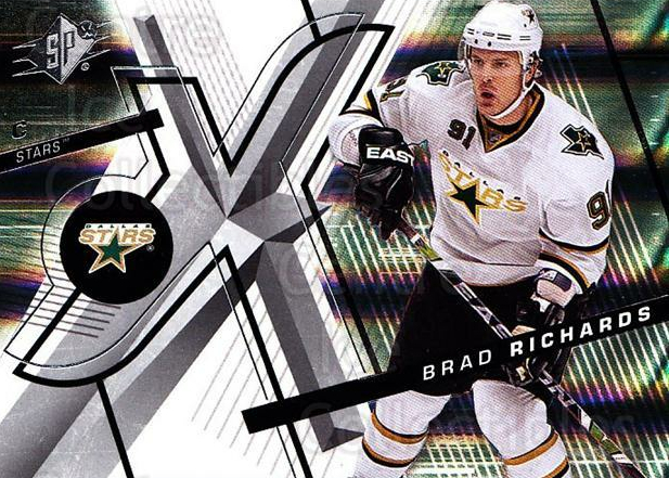2008-09 Spx #63 Brad Richards<br/>5 In Stock - $1.00 each - <a href=https://centericecollectibles.foxycart.com/cart?name=2008-09%20Spx%20%2363%20Brad%20Richards...&quantity_max=5&price=$1.00&code=213300 class=foxycart> Buy it now! </a>