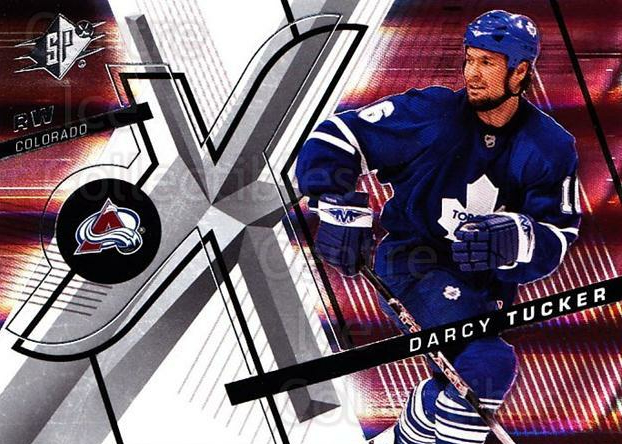 2008-09 Spx #75 Darcy Tucker<br/>3 In Stock - $1.00 each - <a href=https://centericecollectibles.foxycart.com/cart?name=2008-09%20Spx%20%2375%20Darcy%20Tucker...&quantity_max=3&price=$1.00&code=213312 class=foxycart> Buy it now! </a>