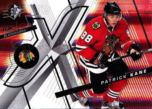 2008-09 Spx #78 Patrick Kane<br/>2 In Stock - $2.00 each - <a href=https://centericecollectibles.foxycart.com/cart?name=2008-09%20Spx%20%2378%20Patrick%20Kane...&quantity_max=2&price=$2.00&code=213315 class=foxycart> Buy it now! </a>