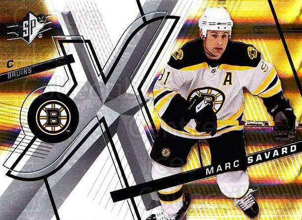 2008-09 Spx #89 Marc Savard<br/>1 In Stock - $1.00 each - <a href=https://centericecollectibles.foxycart.com/cart?name=2008-09%20Spx%20%2389%20Marc%20Savard...&quantity_max=1&price=$1.00&code=213326 class=foxycart> Buy it now! </a>