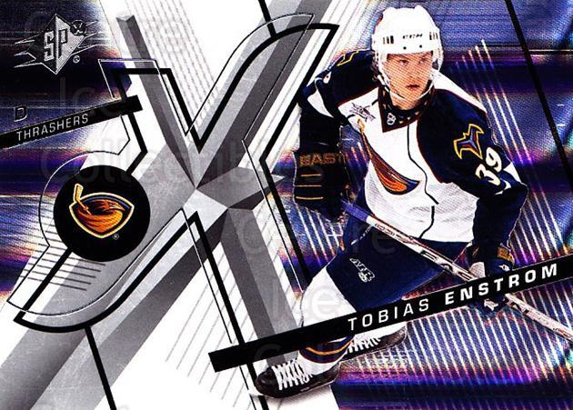 2008-09 Spx #97 Tobias Enstrom<br/>3 In Stock - $1.00 each - <a href=https://centericecollectibles.foxycart.com/cart?name=2008-09%20Spx%20%2397%20Tobias%20Enstrom...&quantity_max=3&price=$1.00&code=213334 class=foxycart> Buy it now! </a>
