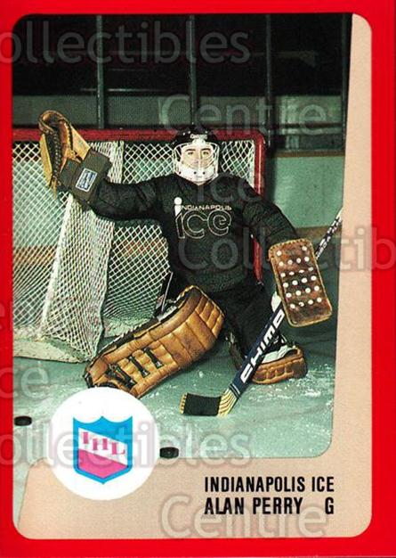 1988-89 ProCards IHL #3 Alan Perry<br/>8 In Stock - $2.00 each - <a href=https://centericecollectibles.foxycart.com/cart?name=1988-89%20ProCards%20IHL%20%233%20Alan%20Perry...&quantity_max=8&price=$2.00&code=21343 class=foxycart> Buy it now! </a>