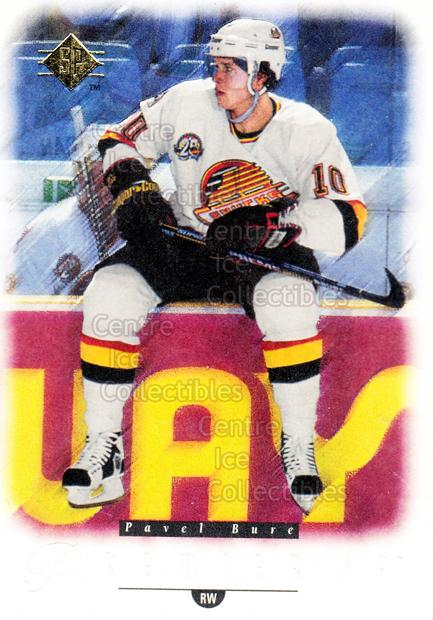 1994-95 SP Premier #16 Pavel Bure<br/>4 In Stock - $3.00 each - <a href=https://centericecollectibles.foxycart.com/cart?name=1994-95%20SP%20Premier%20%2316%20Pavel%20Bure...&quantity_max=4&price=$3.00&code=213537 class=foxycart> Buy it now! </a>