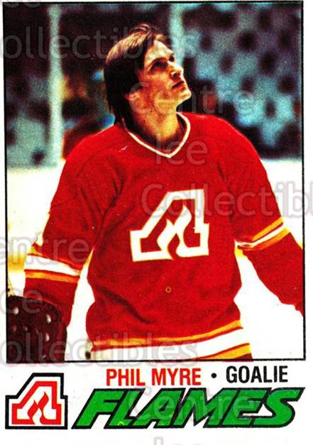 1977-78 Topps #193 Phil Myre<br/>2 In Stock - $1.00 each - <a href=https://centericecollectibles.foxycart.com/cart?name=1977-78%20Topps%20%23193%20Phil%20Myre...&quantity_max=2&price=$1.00&code=213736 class=foxycart> Buy it now! </a>
