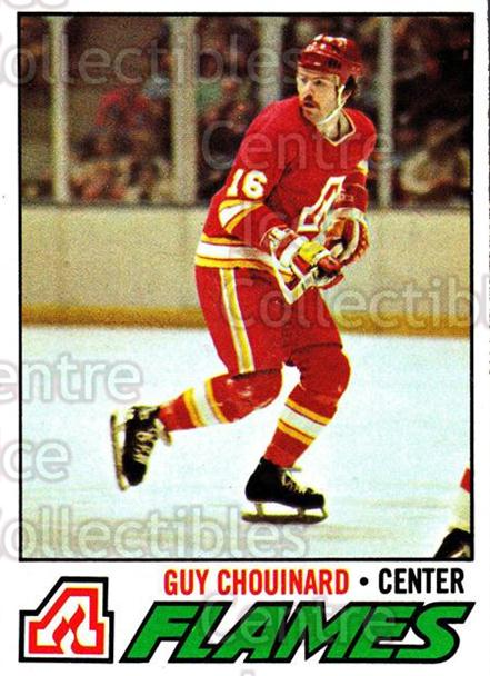 1977-78 Topps #237 Guy Chouinard<br/>5 In Stock - $1.00 each - <a href=https://centericecollectibles.foxycart.com/cart?name=1977-78%20Topps%20%23237%20Guy%20Chouinard...&quantity_max=5&price=$1.00&code=213780 class=foxycart> Buy it now! </a>