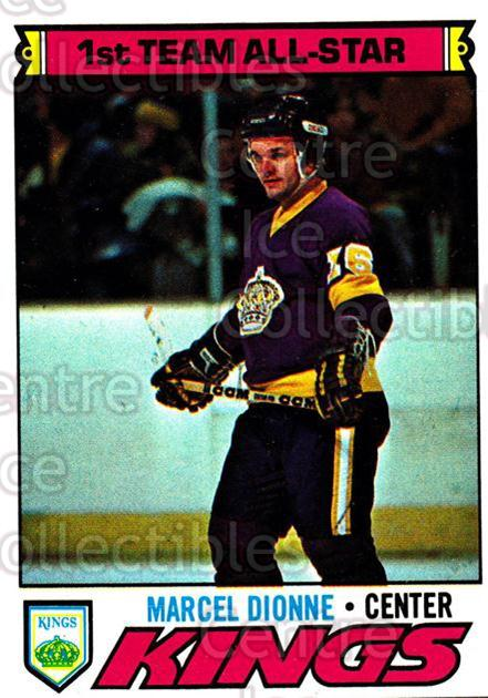 1977-78 Topps #240 Marcel Dionne<br/>1 In Stock - $3.00 each - <a href=https://centericecollectibles.foxycart.com/cart?name=1977-78%20Topps%20%23240%20Marcel%20Dionne...&quantity_max=1&price=$3.00&code=213783 class=foxycart> Buy it now! </a>