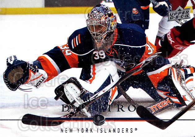 2008-09 Upper Deck #76 Rick DiPietro<br/>14 In Stock - $1.00 each - <a href=https://centericecollectibles.foxycart.com/cart?name=2008-09%20Upper%20Deck%20%2376%20Rick%20DiPietro...&quantity_max=14&price=$1.00&code=213928 class=foxycart> Buy it now! </a>