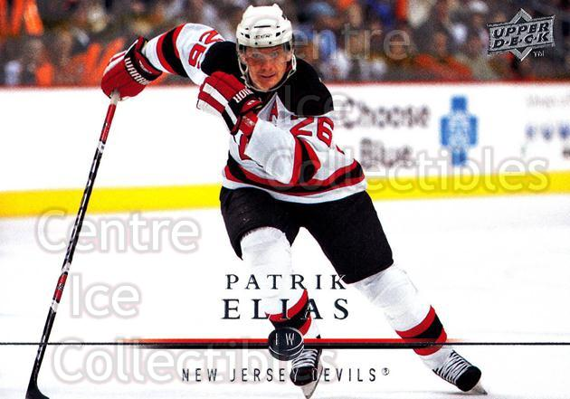2008-09 Upper Deck #82 Patrik Elias<br/>13 In Stock - $1.00 each - <a href=https://centericecollectibles.foxycart.com/cart?name=2008-09%20Upper%20Deck%20%2382%20Patrik%20Elias...&quantity_max=13&price=$1.00&code=213934 class=foxycart> Buy it now! </a>