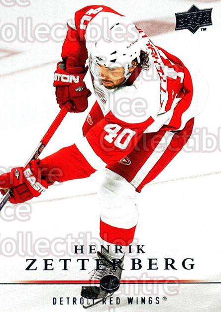 2008-09 Upper Deck #126 Henrik Zetterberg<br/>55 In Stock - $2.00 each - <a href=https://centericecollectibles.foxycart.com/cart?name=2008-09%20Upper%20Deck%20%23126%20Henrik%20Zetterbe...&quantity_max=55&price=$2.00&code=213978 class=foxycart> Buy it now! </a>