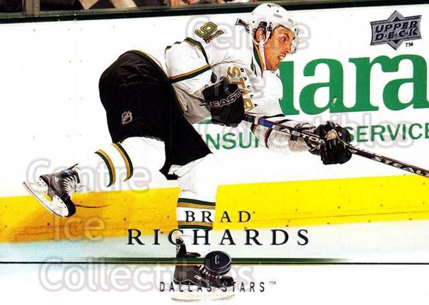 2008-09 Upper Deck #136 Brad Richards<br/>14 In Stock - $1.00 each - <a href=https://centericecollectibles.foxycart.com/cart?name=2008-09%20Upper%20Deck%20%23136%20Brad%20Richards...&quantity_max=14&price=$1.00&code=213988 class=foxycart> Buy it now! </a>